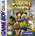 Harvest Moon GBC (Game Boy Color)